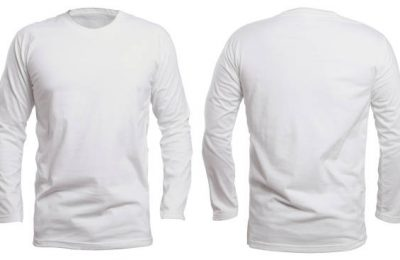 T-shirts for the cooler weather