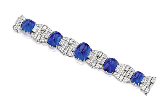 Blue diamond jewelry